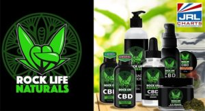 CBD Products - Rock Life Naturals CBD Range streets at Rock'N Products