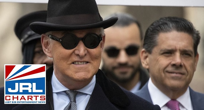 Roger Stone Sentenced to 40 months in Federal Prison