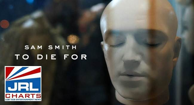 Sam Smith - To Die For MV hits 8 point 7 Million views in 4 Days
