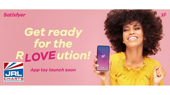 sex toy apps - Satisfyer App RLOVEution technology