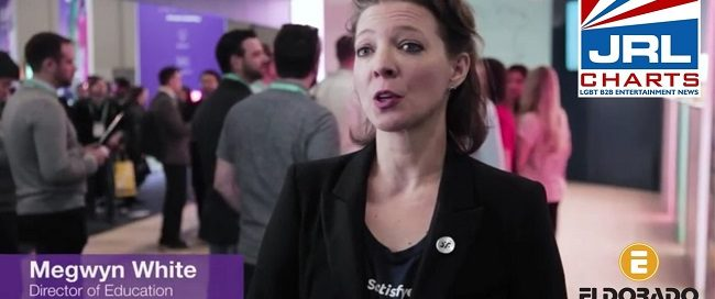 male sex toys - Satisfyer's CES Success 2020 with Megwyn White - Eldorado