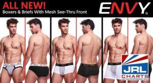 Sexy New Envy Mesh Front Underwear streets at Xgen