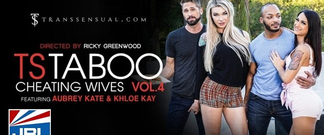 TS Taboo 4 Cheating Wives DVD - Aubrey Kate-Khloe Kay Ships-TransSensual