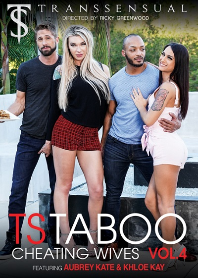 TS Taboo 4 Cheating Wives DVD - TransSensual