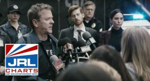 The Fugitive (2020) Kiefer Sutherland in new Action Series