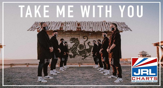 "The Kinjaz ""Take Me With You"" Performance Video"