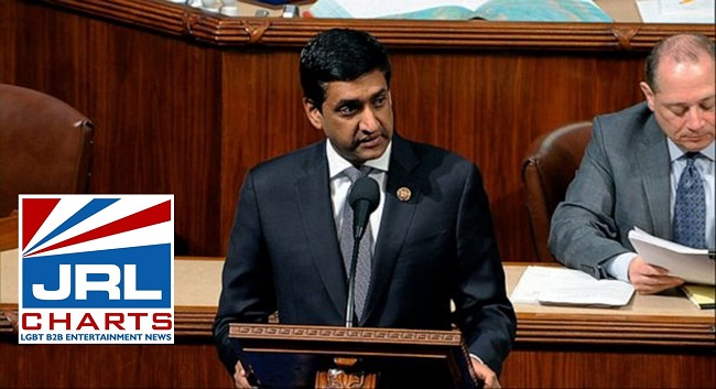 Third Gender Bill Introduced by Rep. Ro Khanna (D)