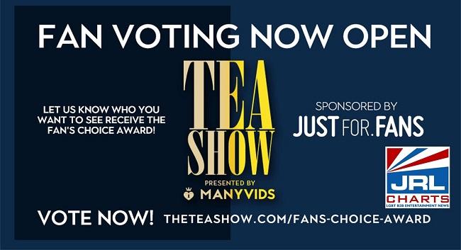 Voting Now Open for 2020 TEA's 'Fan Choice Award'