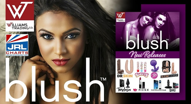 sex toy - WTC Launch over 40 New Products from Blush Novelties