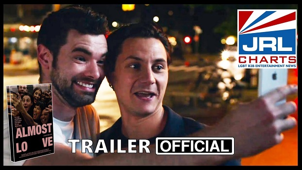 Almost Love (2020) Gay Romance Comedy