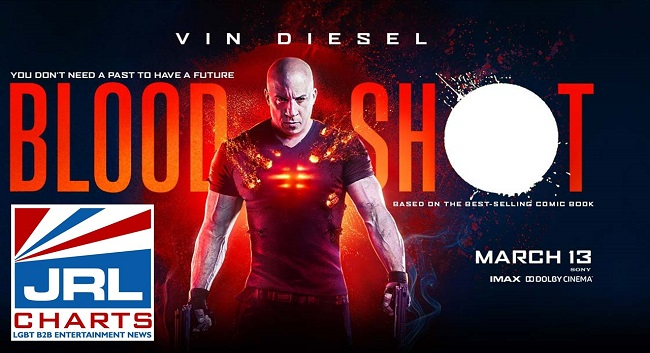 BLOODSHOT (2020) Vin Diesel [Watch]