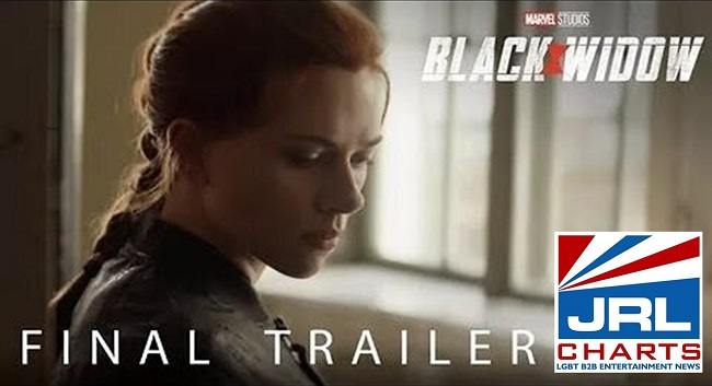 coming soon movies - Black Widow - Scarlett Johansson Extended Trailer