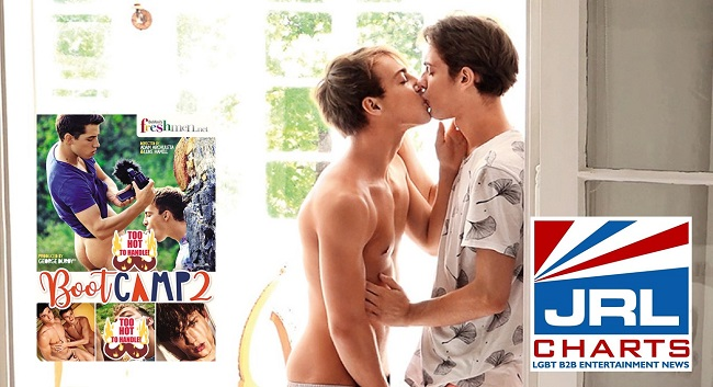 Boot Camp 2 DVD - NSFW Trailer Released by FreshMen