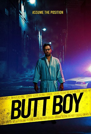 Butt Boy (2020) Official Poster - Epic Pictures