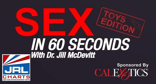 CalExotics presents Dr. Jill -Passion Trio Sex Toy Edition