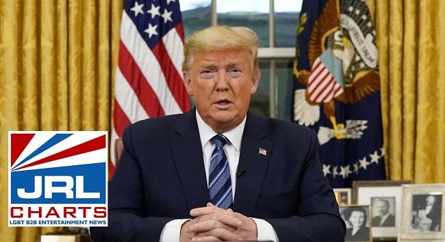 Coronavirus - Watch Trump announce travel ban from Europe to US