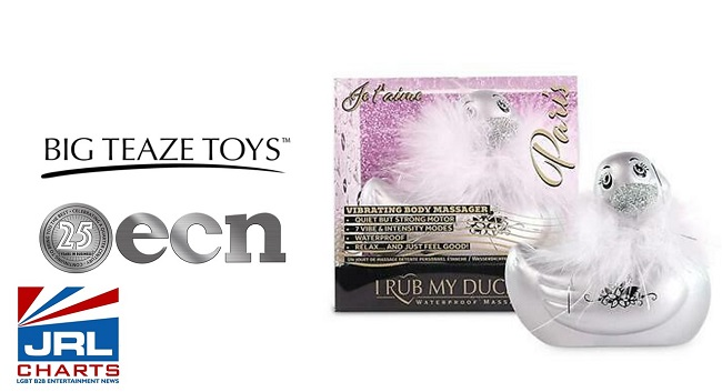 sex toy vibrators - ECN & I Rub My Duckie ink Exclusive U.S. distribution deal