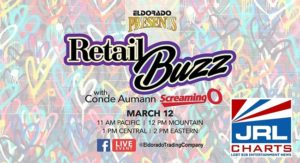 Eldorado Presents -Retail Buzz-Screaming O