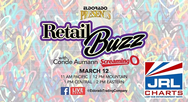 Eldorado Presents -Retail Buzz-Screaming O