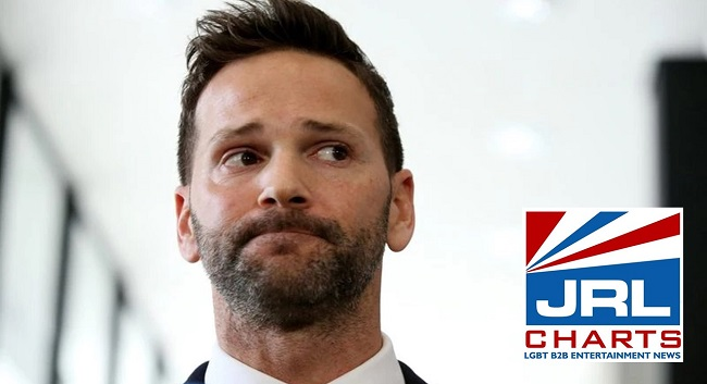 Ex-GOP Rep.Aaron Schock Ripped after coming out Gay