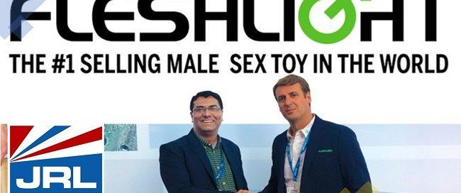 Fleshlight x ThatsPersonaldotcom sign Distro Deal in India
