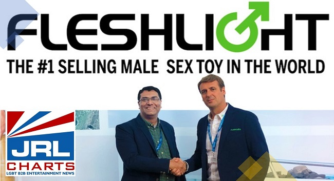 Fleshlight x ThatsPersonaldotcom sign Distro Deal in India
