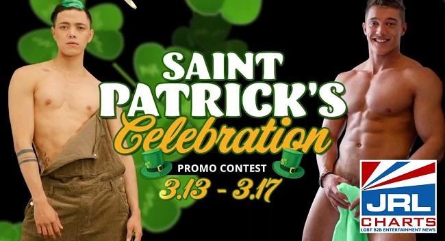 Flirt4Free 2020 St. Patrick's Day Promos Announced