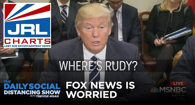 Fox News concerned over President Trump's Brain [Watch]