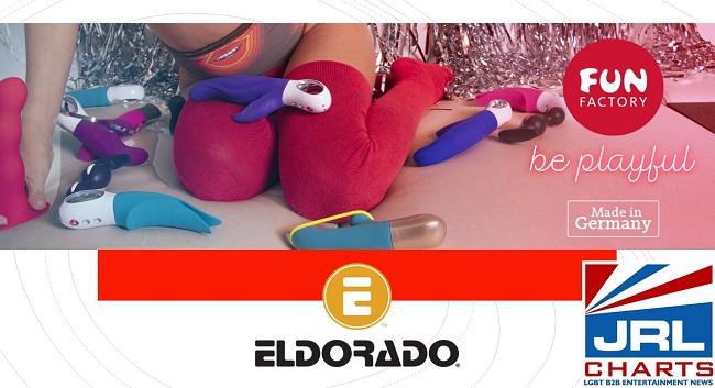 Fun Factory now available at Eldorado, Watch Commercial
