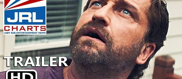 GREENLAND-Gerard Butler Action Disaster Trailer is Here