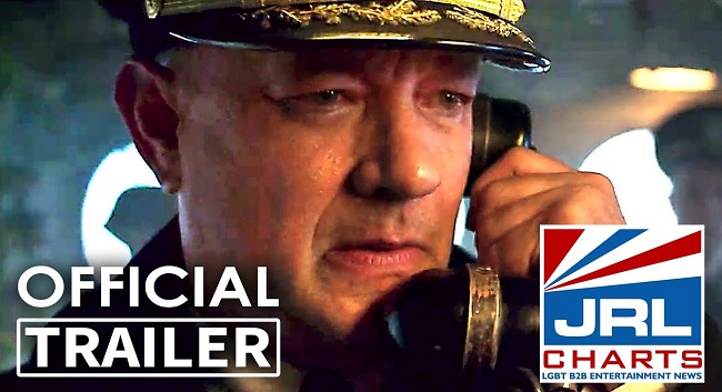 GREYHOUND - Trailer #1 (2020) Tom Hanks First Look