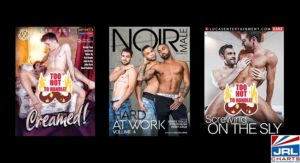 gay porn DVDs - Gay porn New Releases – March 3, 2020