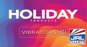 Holiday Products' Vibrators 2020 Catalog Now Available