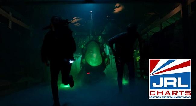 Into the Dark Crawlers Trailer - Aliens Ruin St. Patrick's Day