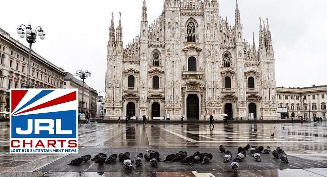 Coronavirus - Italy Lock down - 15 Million Over Coronavirus Breakout