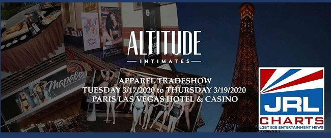 Join Williams Trading Co at Altitude Intimates Show