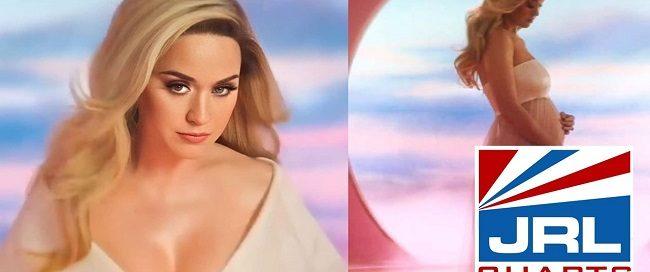 Katy Perry-Never-Worn-White-MV-Pregnant