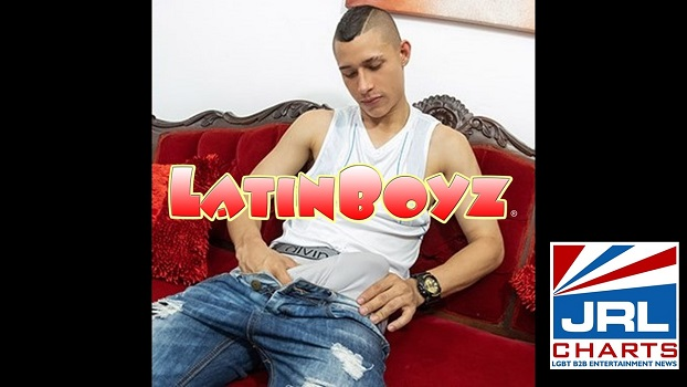 LatinBoyz Presents Huge Latino Cock DANTE