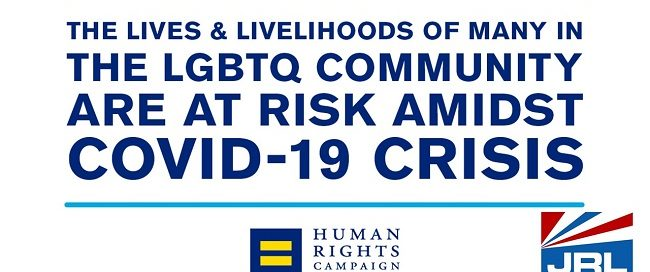 Lives, Livelihoods in the LGBTQ Community at Risk, HRC