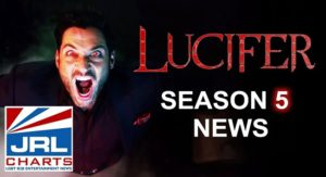 Lucifer Season 5 (2020) Tom Ellis-Lucifer Morningstar