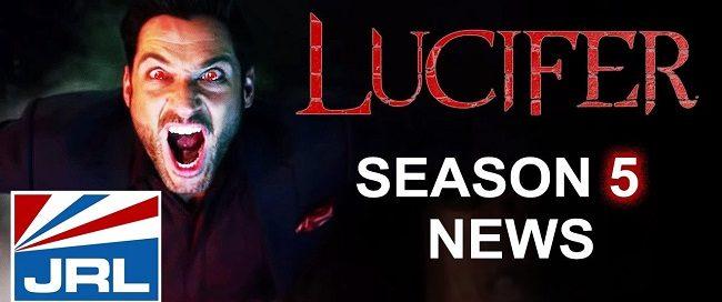 Lucifer Season 5 (2020) Tom Ellis-Lucifer Morningstar