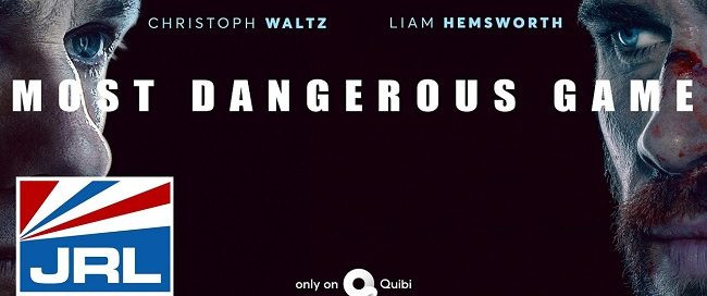 Most Dangerous Game starring Liam Hemsworth [Watch]