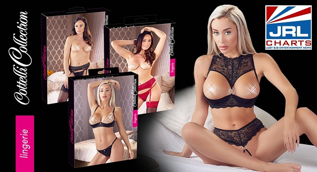 Orion Wholesale Expands 'Cotelli Collection' Lingerie Range
