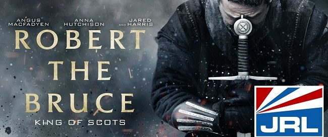 Robert The Bruce Trailer #2 drops from Screen Media