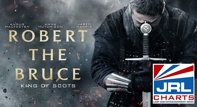 Robert The Bruce Trailer #2 drops from Screen Media