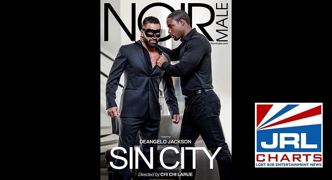 SIN CITY - DeAngelo Jackson x Dominic Pacifico First Look