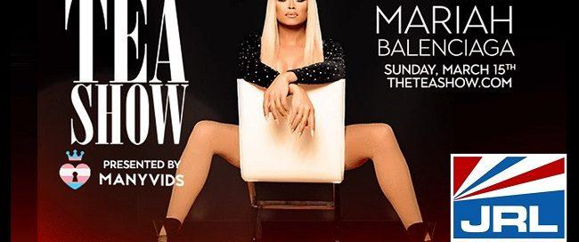 TEAs Tap Ballroom Icon Mariah Paris inked as Opening Act