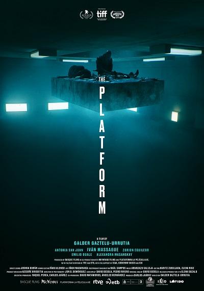 The Platform (2020) Official Poster