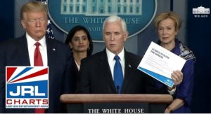 Vice President Pence Staff Tests Positive for COVID-19