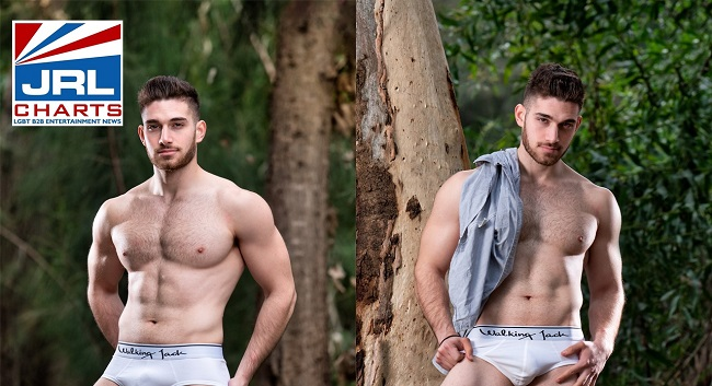 Walking Jack new SOLID Briefs are truly Delicious [Watch]